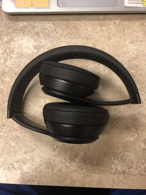 Beats Solo 3 Wireless Matte Black for Sale in Tampa, FL
