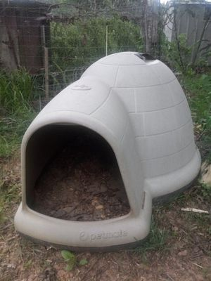 Igloo dog house for Sale in Buckingham, VA