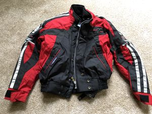 Kawasaki women's motorcycle riding jacket for Sale in Lynnwood, WA