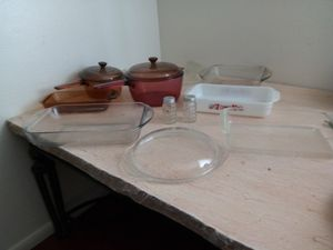 Vintage Pyrex glass Ware great condition for Sale in Glendale, AZ