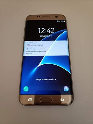 Samsung Galaxy S7 (32gb) comes with charger and 1 month warranty for Sale in Fairfax, VA