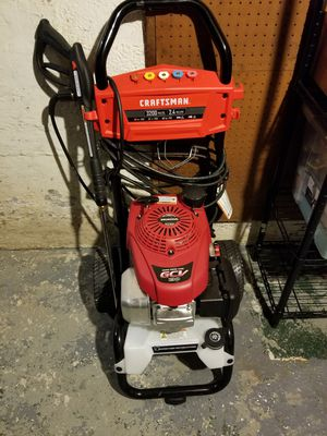 Crafsman 3200 pressure washer for Sale in Lebanon, PA