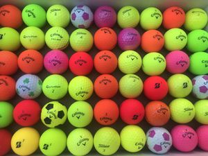 Name brand colored balls for Sale in Gilbert, AZ