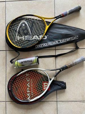 Tennis rackets plus for Sale in Miami, FL