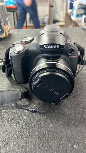 CANON SX30 iS CÁMARA for Sale in Centennial, CO