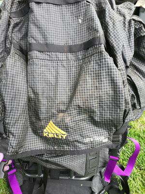 kelty ultra tioga 6000 hiking backpack(new) for Sale in Richmond, VA