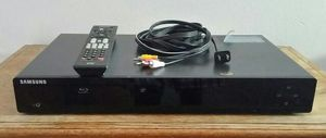 Samsung Blu Ray HD disc player for Sale in San Diego, CA