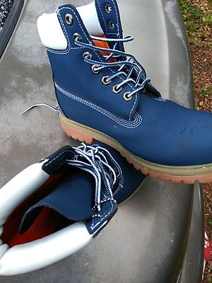 blue Timberlands for Sale in Tampa, FL