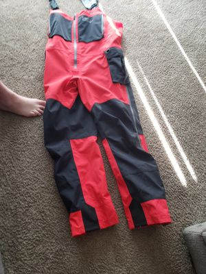 Mens extreme bibs with goretex for Sale in Spokane Valley, WA