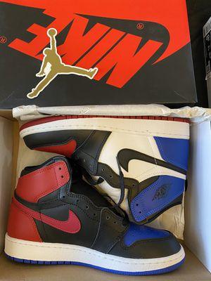 """Never worn """"Top 3"""" Jordan 1s. Grade school size 5.5y (6.5 in women's) for Sale in Lake Worth, FL"""