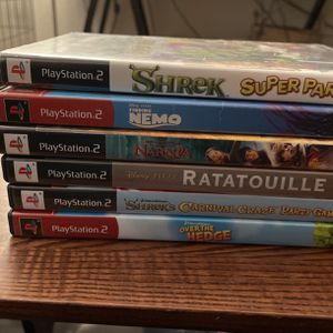 Kids PS2 Games for Sale in Seattle, WA