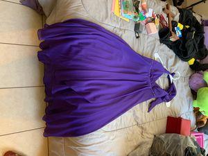 David's bridal purple dress for Sale in Glendale, AZ
