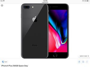 iPhone 8 256gb - NEW $700 for Sale in Columbus, OH