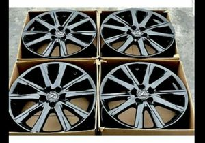 "19"" LEXUS GS350 GS450 F SPORT BLACK WHEELS RIM FACTORY OEM for Sale in Solana Beach, CA"