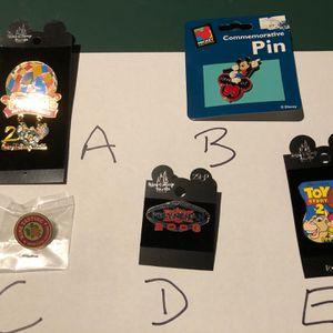 Walt Disney Commemorative Pins / Lot #2 for Sale in Hillsboro, OR