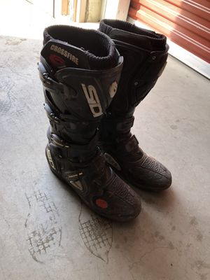 Dirt bike boots size 12 $100 for Sale in Denver, CO