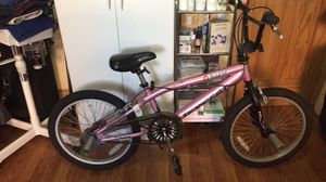 Pink and black bmx bike for Sale in Brooklyn, NY