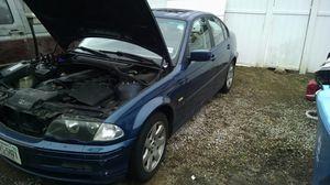 Best offer 01 BMW 325i needs a transmission seal best offer for Sale in Alexandria, VA