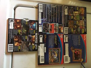 Computer games for Sale in Waterbury, CT