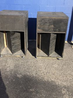 JBL Sub Speakers These Old School Speakers Are Loud For A Big Hall ❤️44 N Hartsdale Ny for Sale in The Bronx,  NY