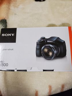 Sony camera new for Sale in St. Louis,  MO