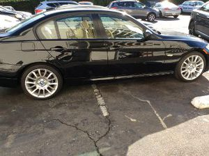 2011 Black BMW 3 Series 4dr Sedan 328i 6 Cylinder for Sale in La Habra, CA