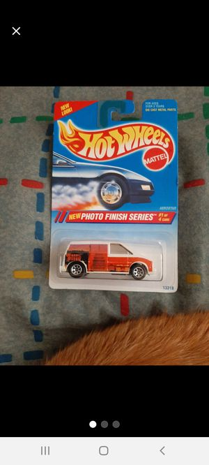 Hot Wheels '95 Photo Finish NY News Van for Sale in Williamsport, PA