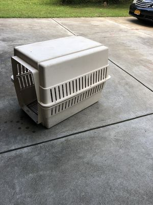 Dog crate for large dog for Sale in Lancaster, NY