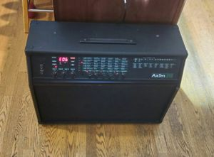 Line6 AxSys 212 modeling stereo guitar amplifier in good condition. for Sale in North Aurora, IL
