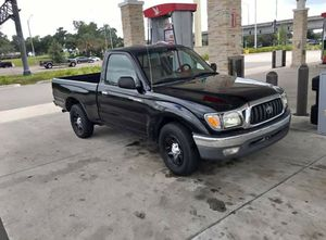 $3300....2003 TOYOTA TACOMA.... very dependable gas saver for Sale in Jacksonville, FL