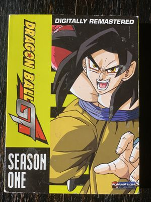 Dragon Ball GT DVDs for Sale in Las Vegas, NV