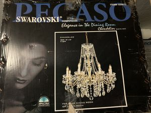 Pecaso chandelier for Sale in Fountain Valley, CA