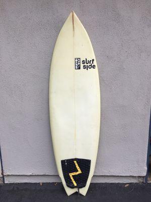 "Twin Fin Surfboard - 5'10"" Epoxy for Sale in Santa Ana, CA"