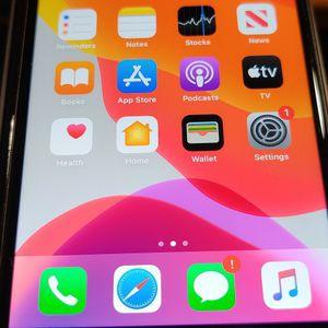 iPhone 7 Plus Matte Black for Sale in Fresno, CA