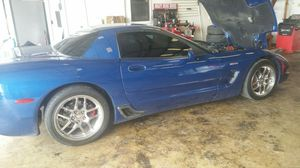 2003 Chevy Corvette Z06 for Sale in San Antonio, TX