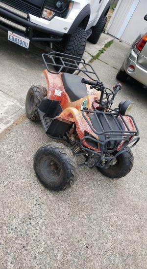 Bigger size quad for Sale in Tacoma, WA