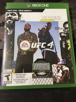 Xbox One Games - UFC 4, Deadpool, Kingdom Hearts 3 for Sale in Fresno, CA