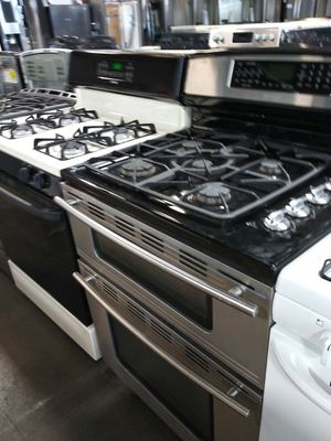 JennAir Dual Fuel Stainless Double Oven for Sale in East Hartford, CT