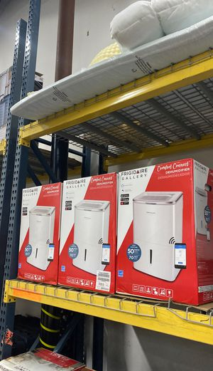 Frigidaire Gallery Dehumidifiers Brand New on Sale, Ask Eli Toda for Sale in Norcross, GA