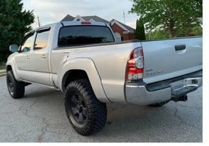 On Sale 09 Toyota Tacoma 4WD/Wheelsss Nice for Sale in Seattle, WA