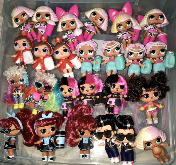 LOL SURPRISE DOLLS - BUY NOW AND GET BEFORE XMAS 🎄 $5-$7