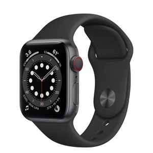 APPLE WATCH SERIES 6 40mm SPACE GRAY (CELL + GPS) for Sale in Corona, CA