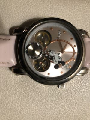 Skeleton watch needs battery for Sale in Fresno, CA