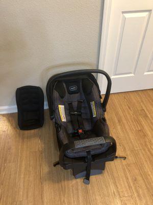 Evenflo Safemax Infant Car Seat with Base for Sale in Fort Rucker, AL