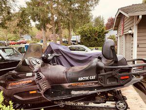 2002 Artic Cat snowmobile for Sale in Tacoma, WA