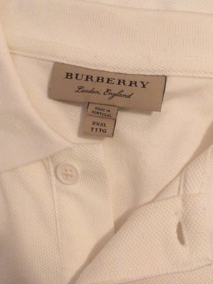 Burberry Polo Brand New 3XL for Sale in Antioch, CA