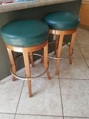 Pair of Bar Stools for Sale in Tonopah, AZ