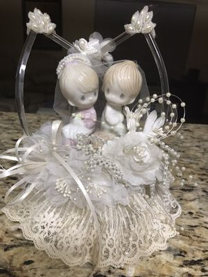 Precious Moments cake topper for Sale in Clermont, FL