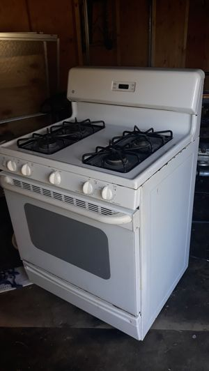 GE gas stove for Sale in Tysons, VA