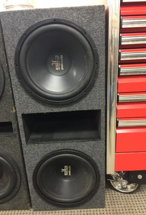 "DB POLK AUDIO 12"" SUBWOOFER for Sale in Taylor, MI"